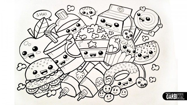 pretty photo of coloring pages tumblr kawaii zeichnungen