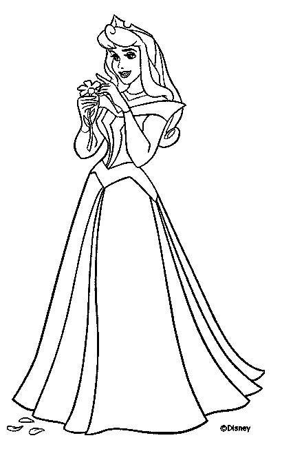 princess coloring page print princess pictures to color at