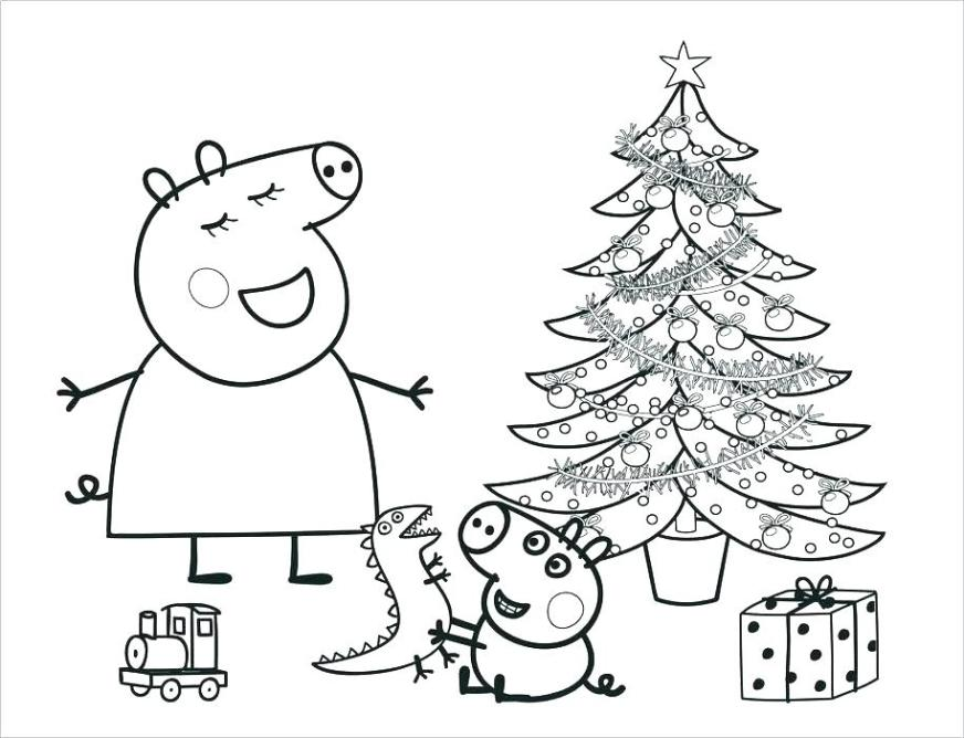 print peppa pig coloring pages at getdrawings free for