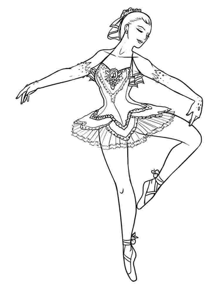 printable coloring pages ballerina free printable ballet