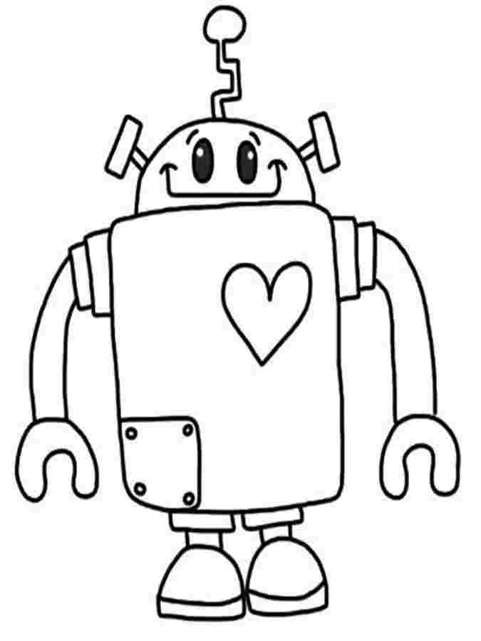 printable coloring pages robots from future robots coloring