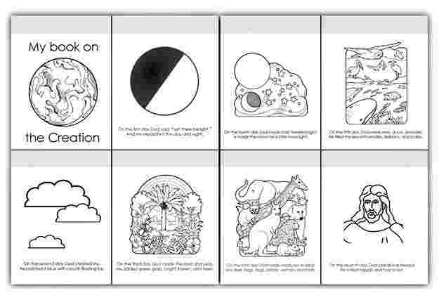 printable creation coloring pages for toddlers creation