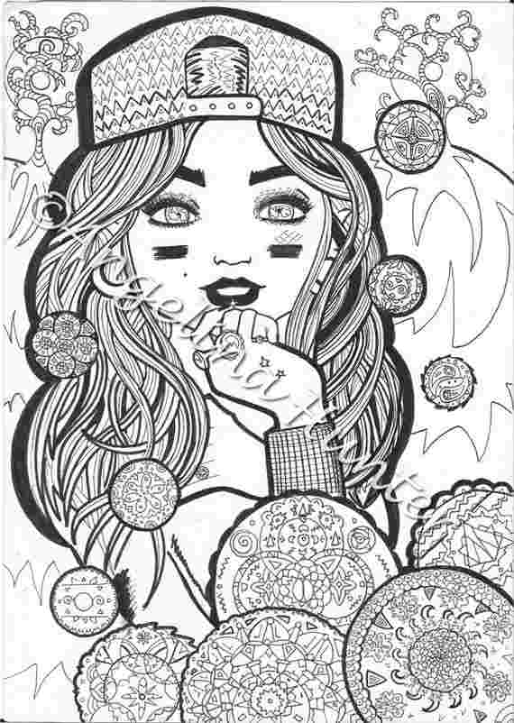 printable girly coloring pages printable girly coloring