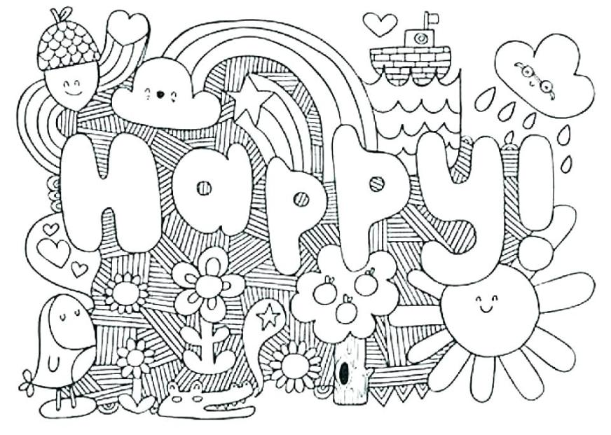 printable hard coloring pages free christmas for adults to