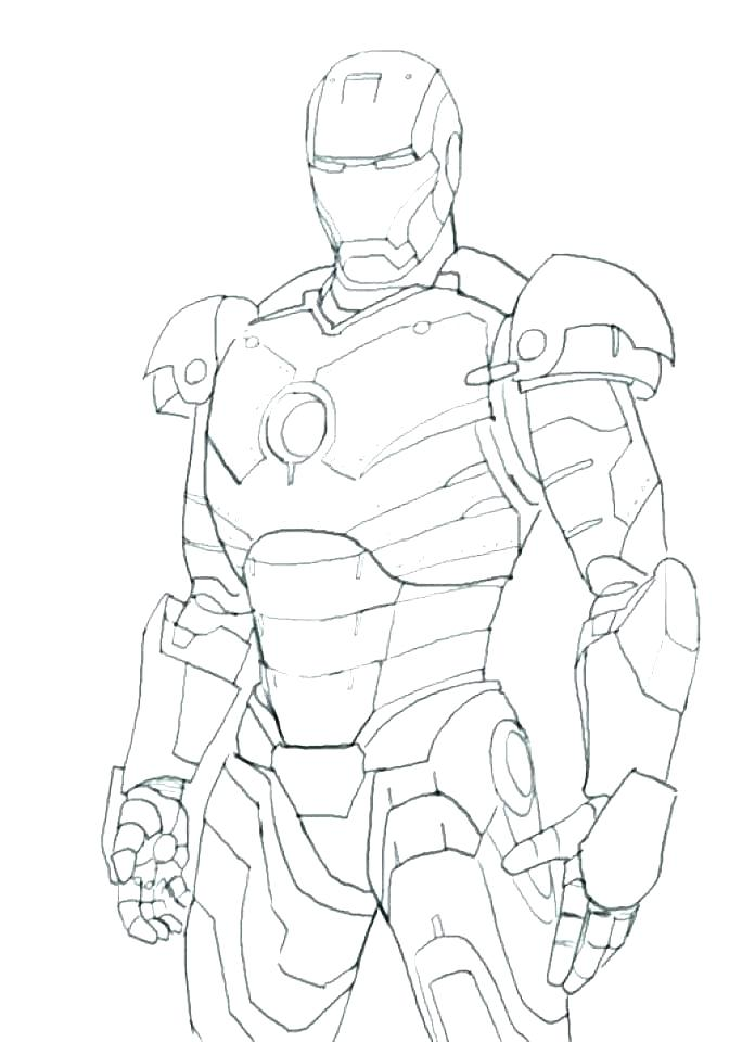 printable ironman coloring pages colouring free diplomiksclub
