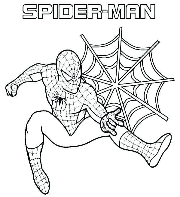 printable spiderman coloring pages urbandevelopersco