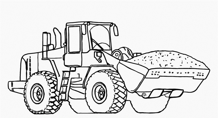printable truck coloring pages at getdrawings free for