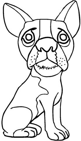 pug kizi free coloring pages for children coloring pages