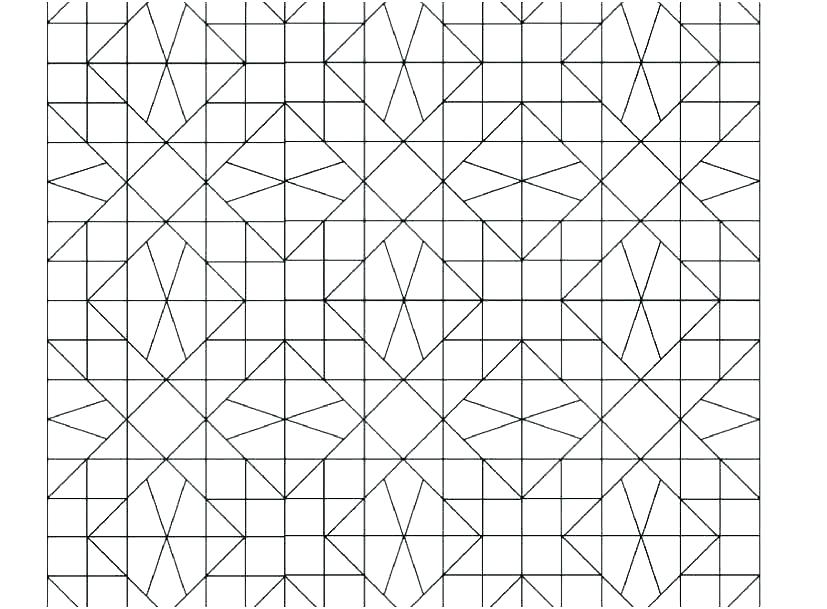 quilt pattern coloring pages block patterns and designs for