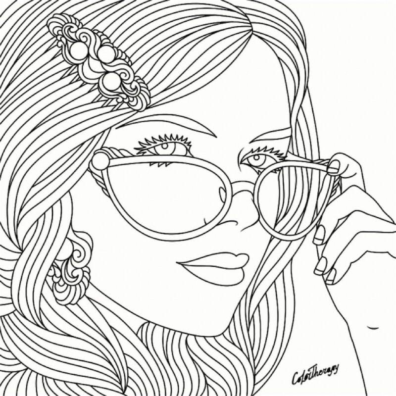 recolor abstract coloring pages coloring pages to print