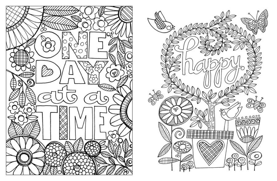 relaxing coloring pages for kids collection fun for kids