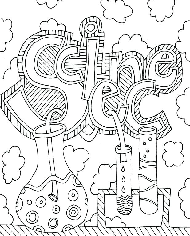 science coloring pages best coloring pages for kids
