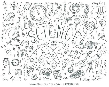 science coloring pages kindergarten