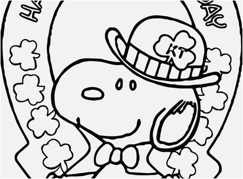 shamrock coloring page gallery awesome st day coloring pages