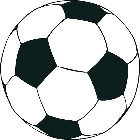 soccer coloring page teless