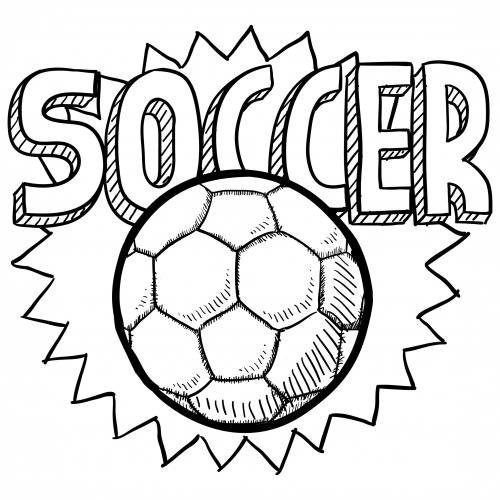 soccer coloring pages google search coloring pages pinterest