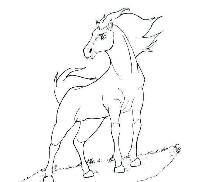 spirit coloring pages horse fruit of the xbeeclub