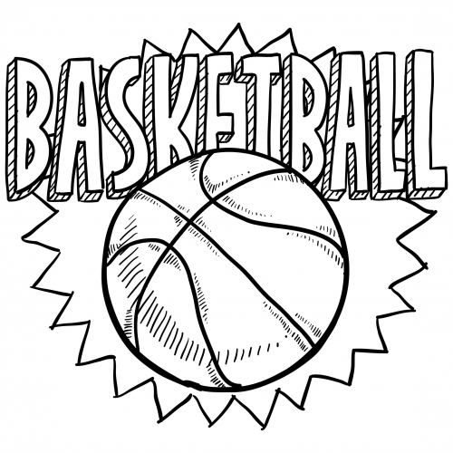 sports coloring pages basketball 2 sports coloring