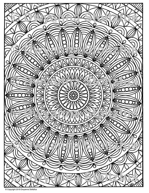 stress relieving patterns package 11 5 coloring pages jpg