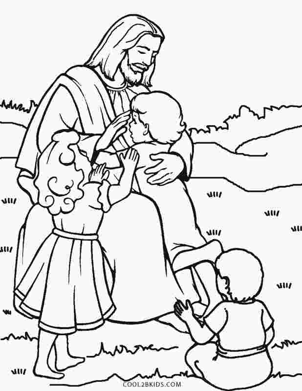- Jesus Coloring Pages Gallery - Whitesbelfast