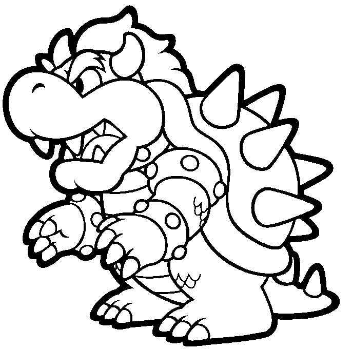 super mario coloring pages ausmalbilder kostenlose