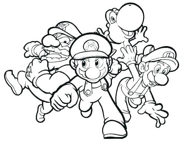 super mario galaxy coloring pages free schoogle