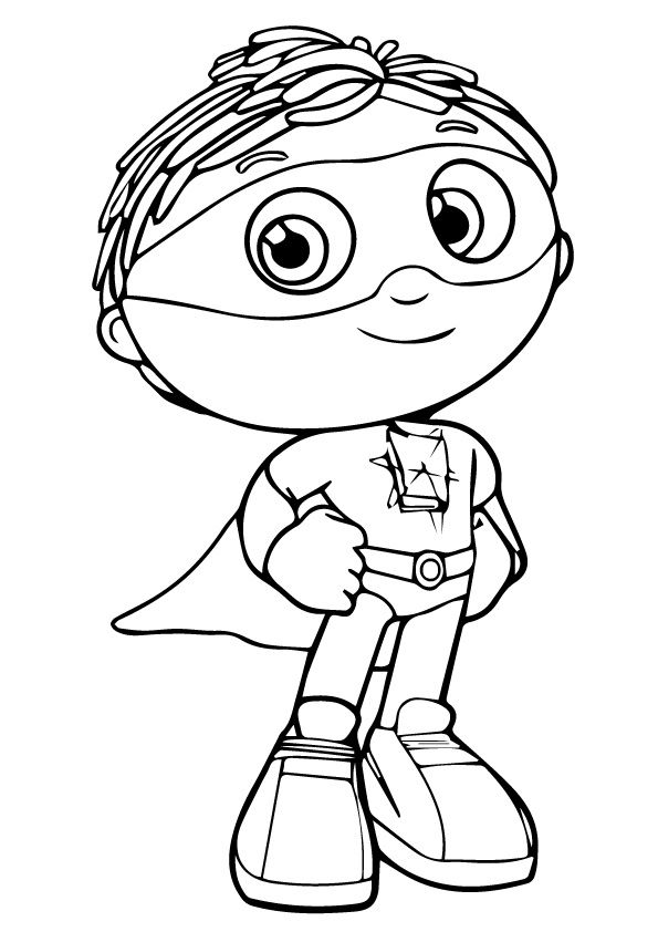 super why coloring coloring books coloring pages cartoon