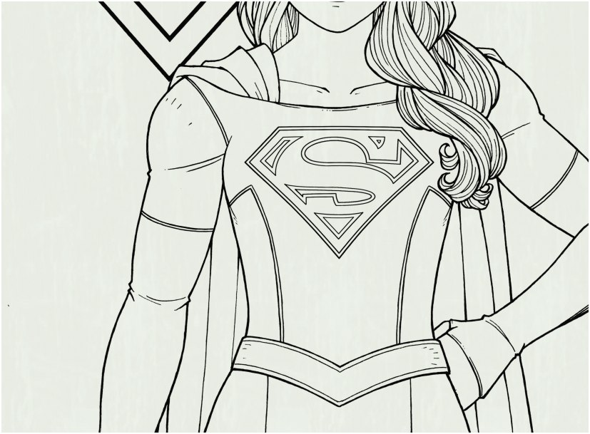 supergirl coloring pages picture coloring pages harley