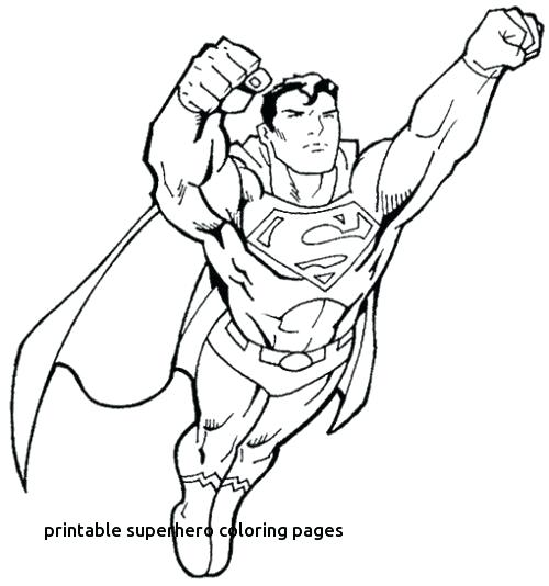superhero coloring pages for kids noticiasdemexico
