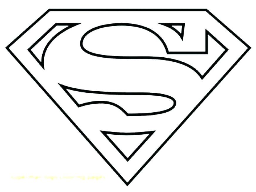 superman logo coloring pages 5 970 x 730 webcomicms