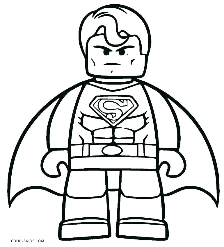 superman logo coloring pages at getdrawings free for