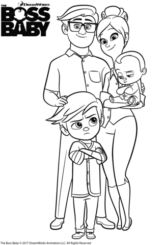 templeton family coloring page free printable coloring pages
