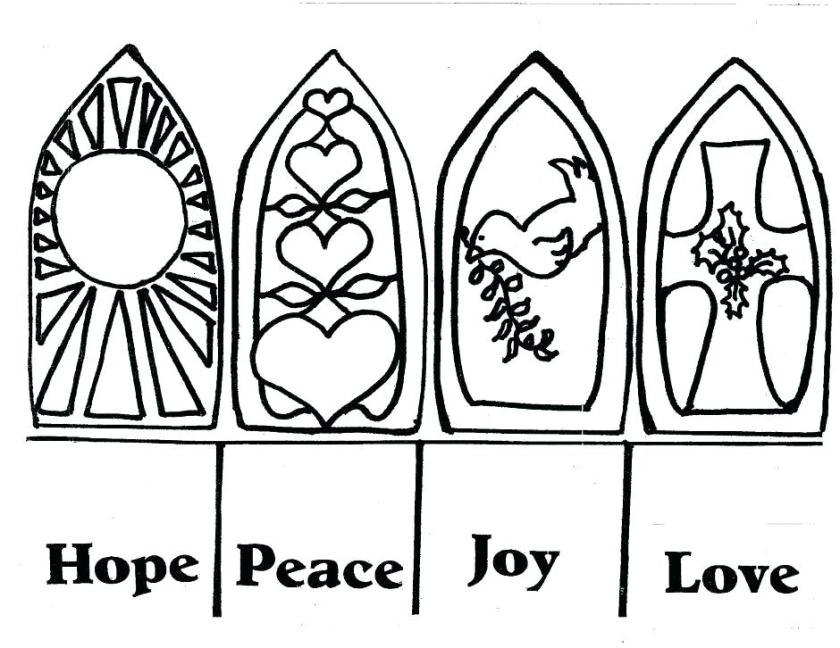 the best free advent coloring page images download from 314