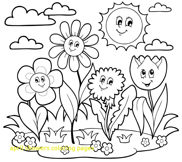 the best free april coloring page images download from 305