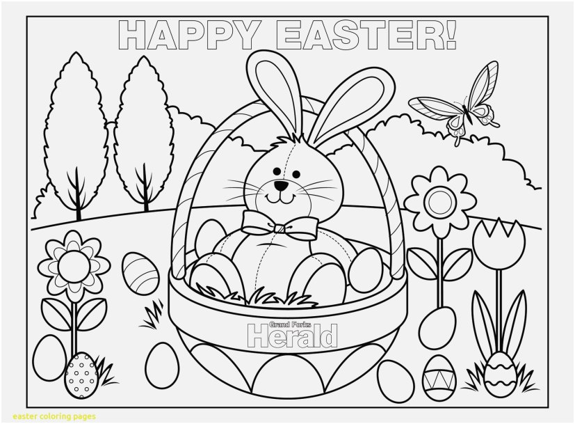 Infotainmentz Easter Coloring Pagesor Children Religious ... | 609x827