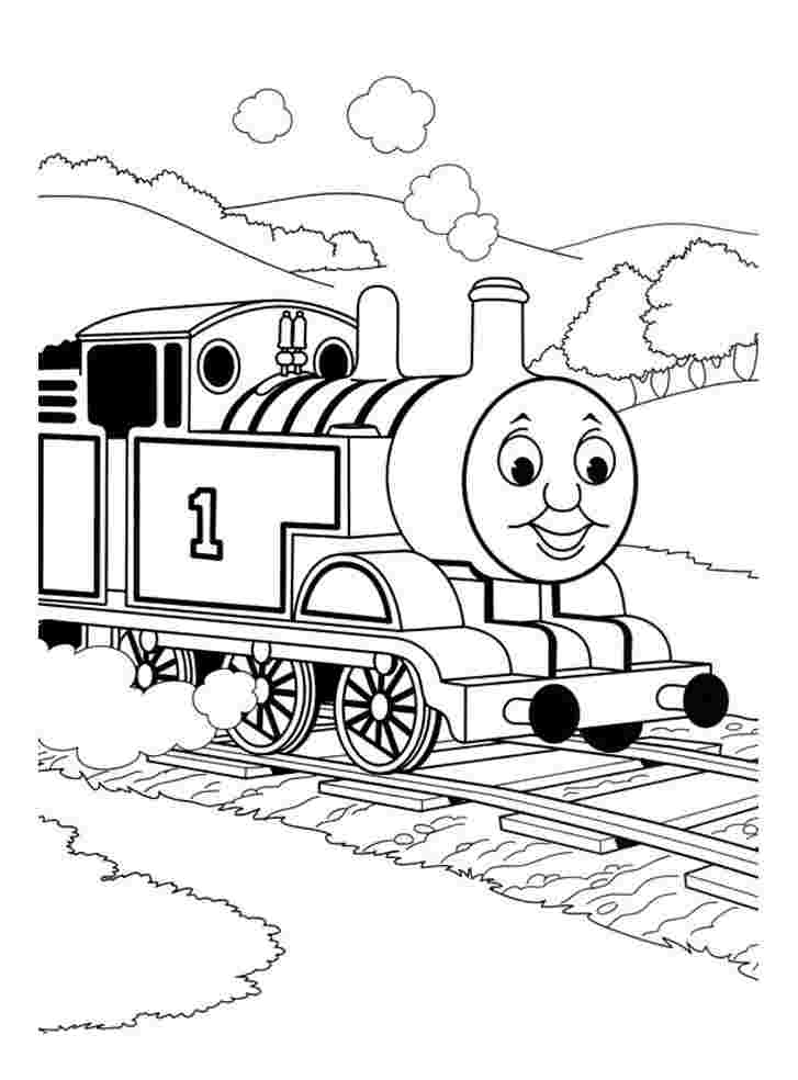 thomas and friends characters coloring pages gordon from