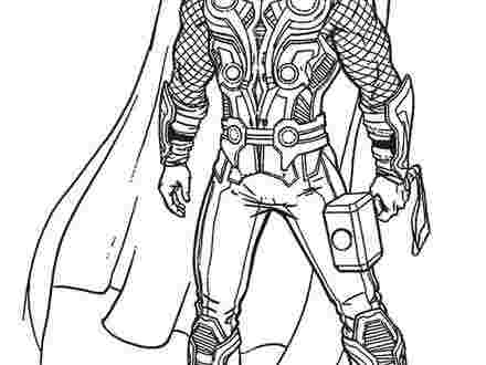 thor infinity war coloring pages thor pdf printable coloring