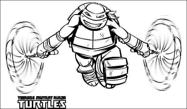 tmnt coloring page awesome collection ninja turtles