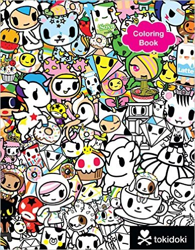 tokidoki coloring book coloring queen