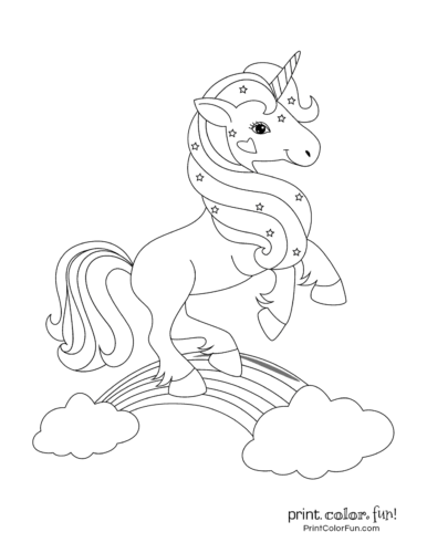 top 100 magical unicorn coloring pages the ultimate free