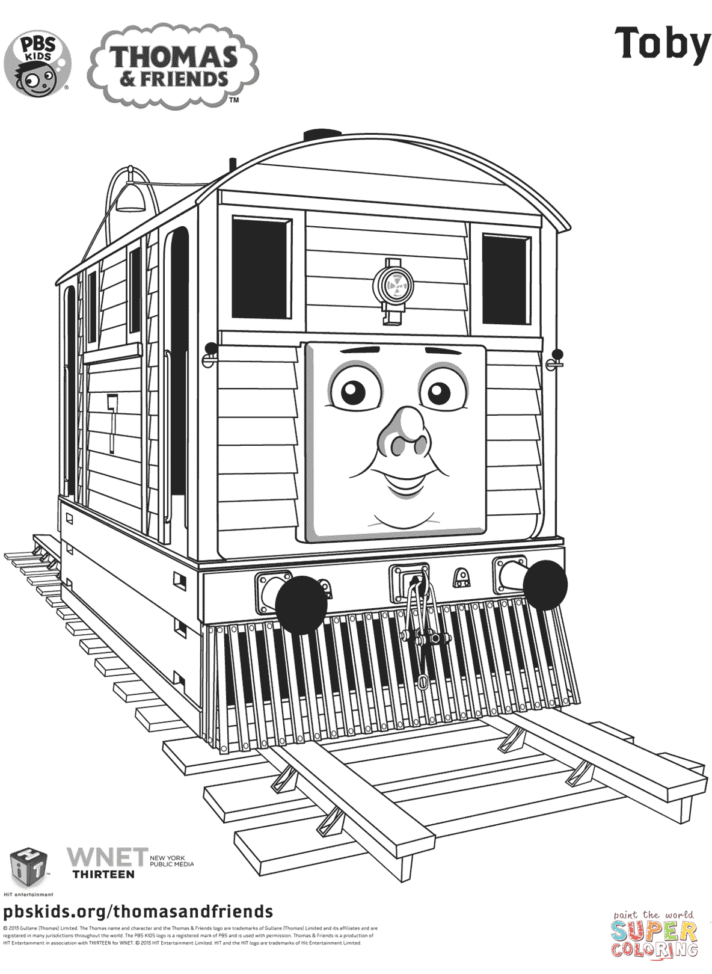 top 33 dandy to from thomas and friends coloring page free