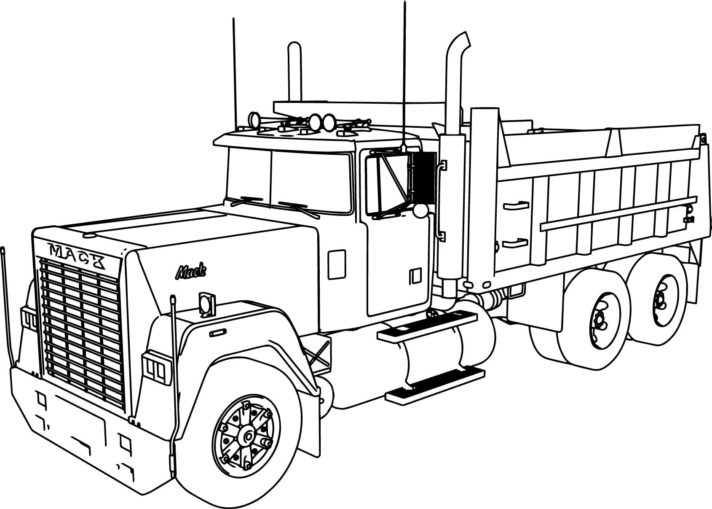 top 49 preeminent remarkablentable truck coloring pages full