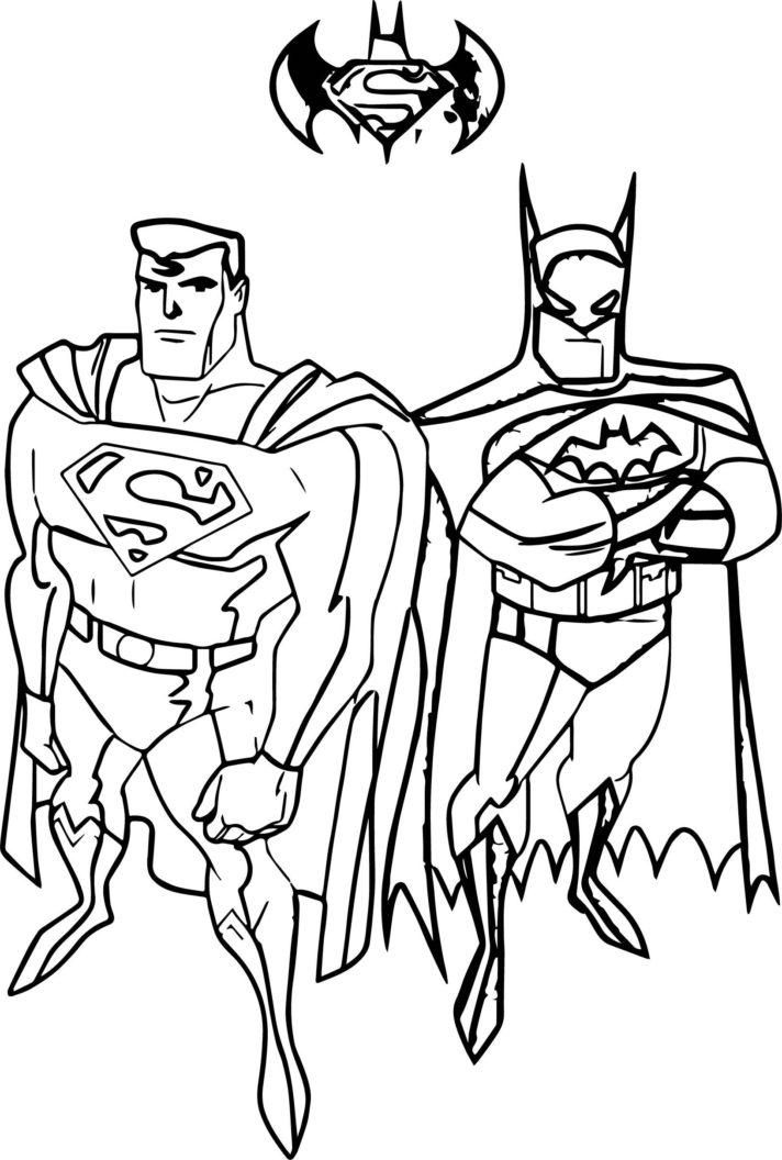 Coloring Pages Batman Idea Whitesbelfast