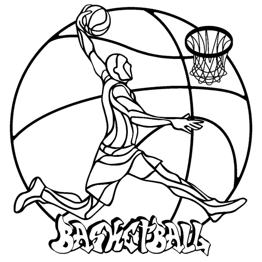top coloring pages coloring book nba basketballoring for