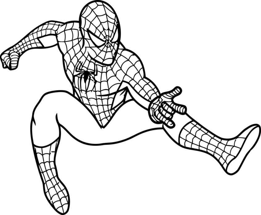 top coloring pages spider man ps4 coloring best miles