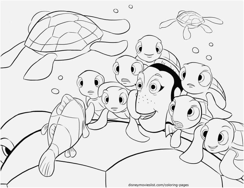 top rated capture finding dory color pages comfortable