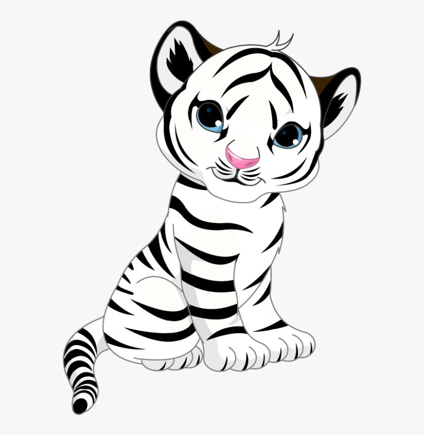 transparent tiger cartoon png cute ba tiger coloring