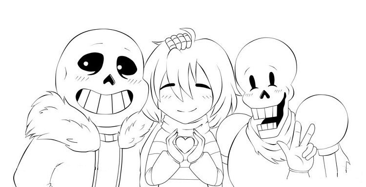 undertale coloring pages frisk coloring pages for kids