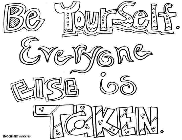 uplifting coloring pages inspirational quote coloring page