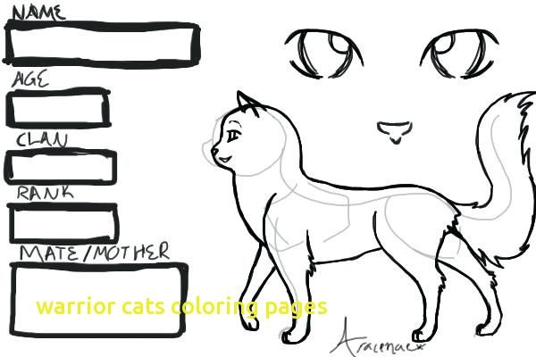 warrior cats coloring pages with warrior cat coloring pages